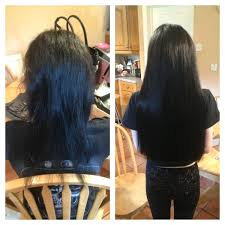 best clip in extensions professional hair extensions near me for thin best clip in