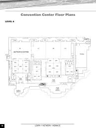 washington convention center floor plan map convhall6 jpg