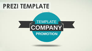 company promotion prezi template youtube