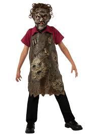 leatherface costume leatherface apron child costume