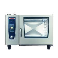 SCC 62 E 208V SelfCooking Center R bi Oven Steamer electric