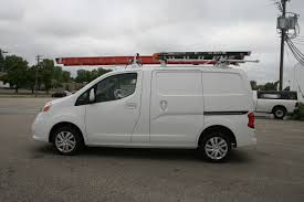 nissan nv200 nissan nv200 with ergorack prime design