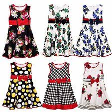 girls polka dot dress ebay