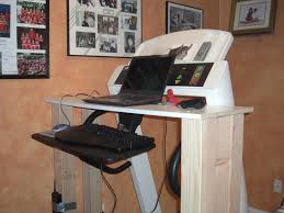 Diy Murphy Desk by My Proud Accomplishment A Diy Treadmill Desk From The Garret