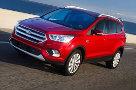 Ford Escape Suv - 2017 ford escape first drive