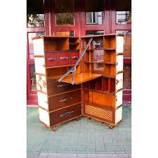 le ancienne de bureau cabine de bureau