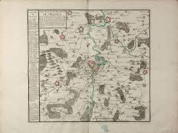 Bohemia Map Nouveau Plan De La Ville De Prague Et De Ses Environs Capiltale