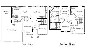 blueprint floor plan sle floorplan understanding house blueprints home house plans