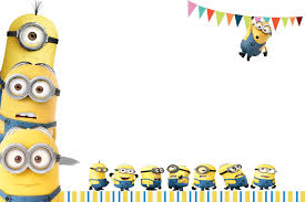 marvelous personalized minion birthday invitations