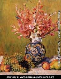 flowers and fruit auguste renoir the complete works still flowers