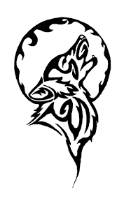 hd tribal wolf tattoos meanings photos