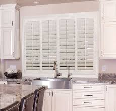 kitchen window shutters interior custom indoor plantation shutters sunburst shutters