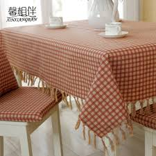 decor tips popular country plaid oval tablecloth with plaid chair