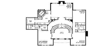 grand staircase floor plans tudor manor with grand double staircase 81120w architectural
