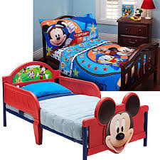 Mickey Mouse Bed Sets Mickey Mouse Toddler Bedding Sets Home Design Ideas