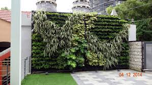 Self Watering Vertical Garden Vertical Garden Concept For Buildings Greenwall Vertical Garden