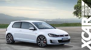 the mk vii volkswagen golf gti enough for you xcar youtube