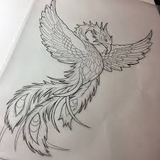 100 phoenix rising tattoo design phoenix tattoo idea i want