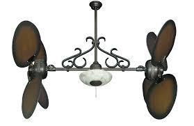 stunning double ceiling fan with light 62 with additional rustic