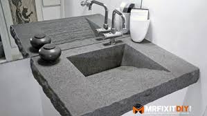 how to build a concrete sink diy concrete sink part 1 of 2 youtube cement sinks 6 vcf