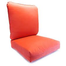 cushion source 26 x 26 in solid sunbrella chair cushion hayneedle
