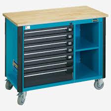 hazet 179w 7 mobile work bench
