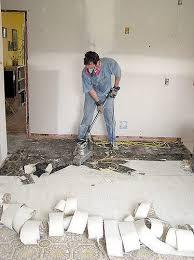 removing vinyl flooring with asbestos meze