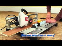 ryobi 5 inch flooring saw