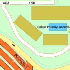 map usj 21 map of jalan usj 21 10