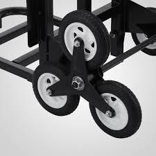portable stair climbing folding cart climb moving hand truck dolly