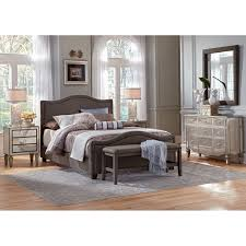 Mirrored Nightstands Cheap Furniture Mirrored Headboards For Sale Mirrored Headboard