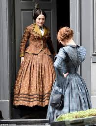s new bronte drama to walk invisible filming takes york