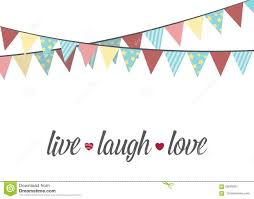 live laugh love vector stock vector image 59283051