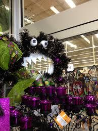 adorable halloween wreath seen in michael u0027s arts u0026 craft store