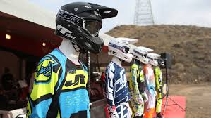 rocky mountain motocross gear jt racing usa 2017 apparel line transworld motocross
