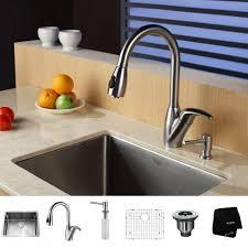 kraus kitchen faucet reviews kitchen kraus kitchen faucets for modern kitchen hbwilsonschool org