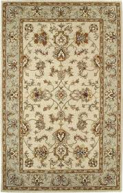 Dynamic Rugs Dynamic Rugs Dynamak Collection 3000 110 Cream Traditional Area