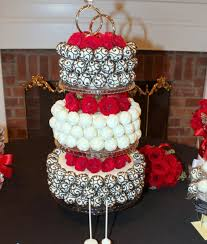 wedding cakes with red and black wedding cakes pictures red and