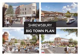 read the plan shrewsbury town plan bigtownplan twitter