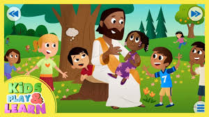 all about jesus jesus christ story bible story for kids