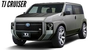 new toyota lineup 2018 toyota tj cruiser all new toyota tj cruiser 2018 2 0