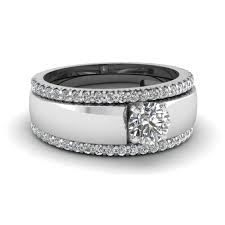 wedding trio sets cheap trio wedding ring sets tags trio wedding ring sets white