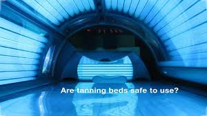 mayo clinic minute tanning bed dangers youtube