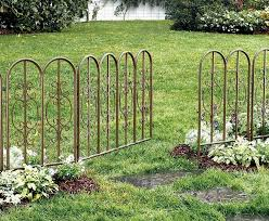 Decorative Garden Fencing Design — Jbeedesigns Outdoor