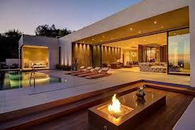 great house designs modern home with great views in la
