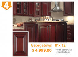 Kitchens Under  Kitchens Can Be Affordable - Georgetown kitchen cabinets