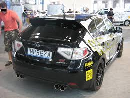 custom subaru hatchback file subaru impreza iii wrx sti hatchback tuning rear psm 2009
