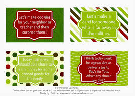 free printable elf on the shelf activity cards second chance to