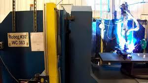 panasonic ta 1600 robot manipulating system machine 1 youtube