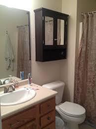 Wood Bathroom Medicine Cabinets With Mirrors by Bathroom Choosing The Design Of Bathroom Cabinet Walmart Black